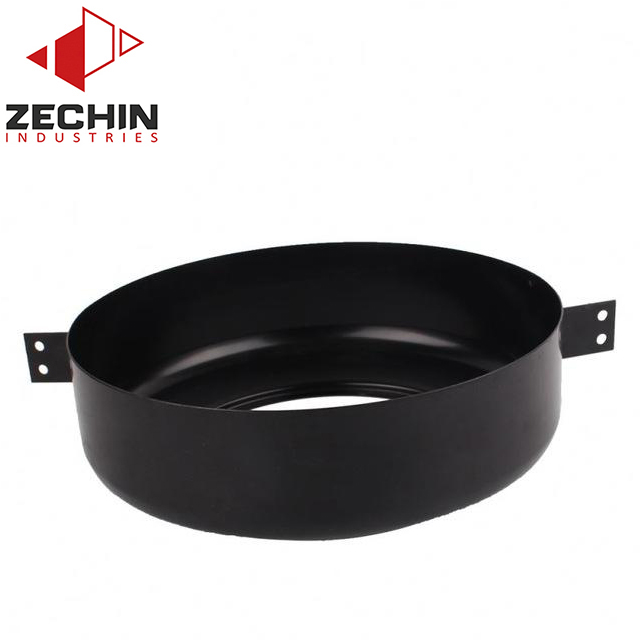 Steel deep drawing factory china hydroformed deep drawn metal caps