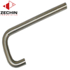 Tube bending services stainless steel part