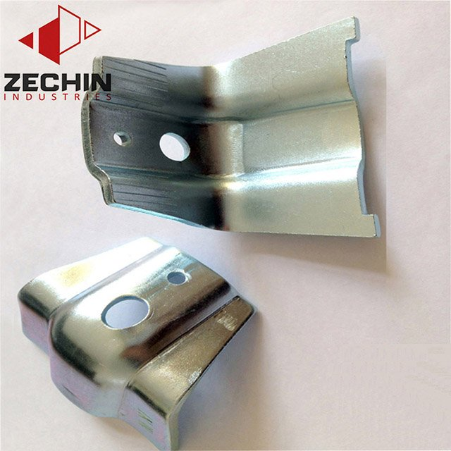 OEM/ODM customized stamping punching furniture metal spare part bed bracket